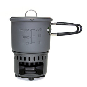 Esbit CS585HA Dry Fuel Cooking Set